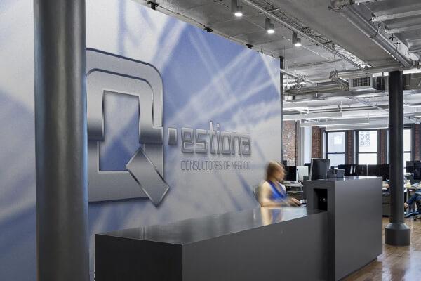 LR marketing empresarial Proyecto Qestiona